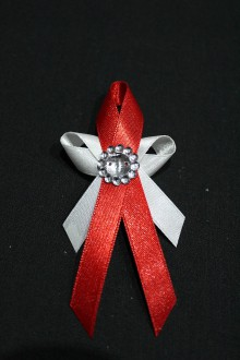 Pierka - Svadobné pierko - motýlik červený - 7994276_