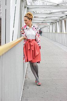 Sukne - Meruňková ANJA - 7995535_