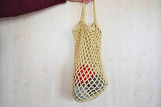 Nákupné tašky - Sieťovka - 7993802_