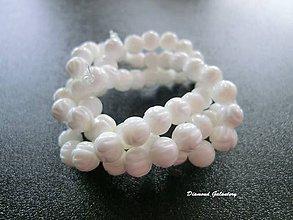 Korálky - Lotosové vyrezávané korálky 6 mm - 7994196_