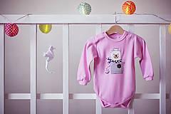 Detské oblečenie - Little Dictator Pink - 7993231_