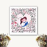 Grafika - Milujem Ťa - 7993879_