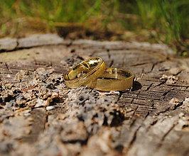"""Prstene - Obrúčky """" Slnečný kúpeľ"""" II. - 7998903_"""