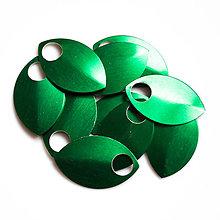 Komponenty - Šupiny velké zelené 10 ks - 7997550_