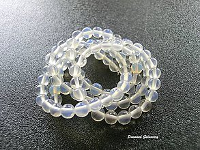 Korálky - Opalit 4 mm - 7998889_