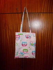Detské tašky - Taška sovičková - 7997329_