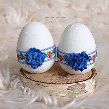 Dekorácie - Betónové vajíčko folkové - 7998908_
