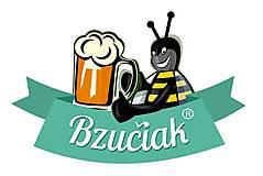 Potraviny - Medové pivo Bzučiak ... 0,5l - 8003331_