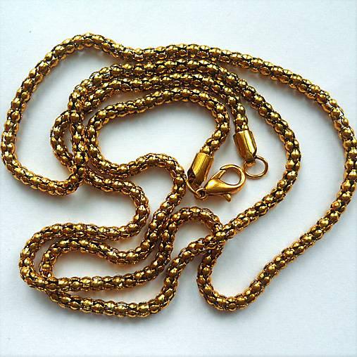 Retiazka 70cm-st.zlatá-1ks