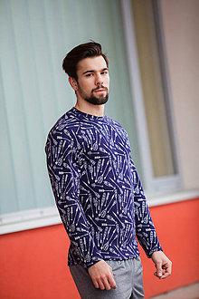 Oblečenie - Merino pánské triko šípy - 8001495_