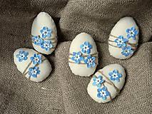 Dekorácie - tie s modrými - 8003301_