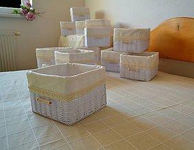 Košíky - Tucet boxov pre LUCKU/ks - 8000696_