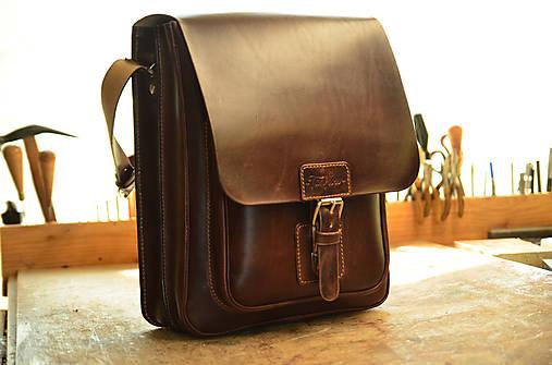 Pánska taška Klondike   Tanflow - SAShE.sk - Handmade Na notebook 8b491100b29