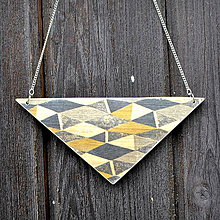 Náhrdelníky - Triangle - 8004329_