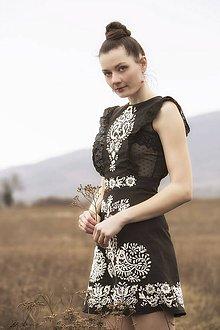 6ca03962c08e JAROSLAVA WURLL KOCANOVA - AtelierDeCouture Šaty Mini šaty   SAShE.sk