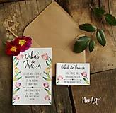Svadobné oznámenie 15