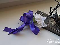 Pierka - svadobné pierko pre rodičov - 8006881_