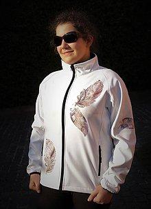 Kabáty - Softshellová bunda pierka 2 - 8009974_