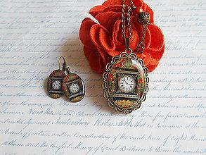 Sady šperkov - Tajomstvo starých hodín II. - 8007162_