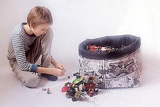 Detské doplnky - Box na hračky - 8010553_