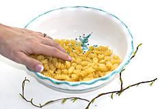 Nádoby - Zelená šalátová misa - 8010714_