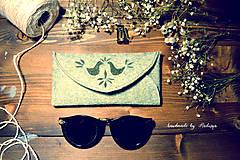 Iné tašky - Obal na okuliare - 8013235_