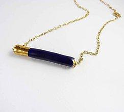 Náhrdelníky - Tana šperky - keramika/zlato - 8010879_
