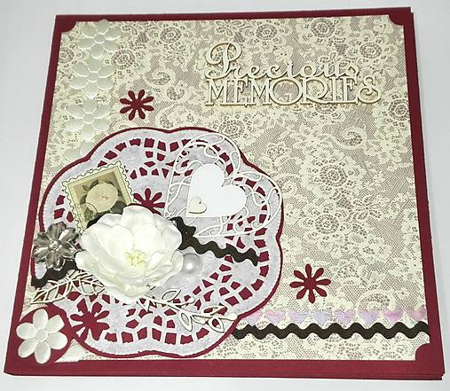 Papiernictvo - Romantické leporelo