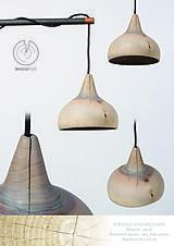 Svietidlá a sviečky - SVIETIDLO JUGLANS 2 GREY - 8014472_