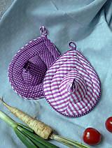 Úžitkový textil - origo chňapky 142 - 8014615_