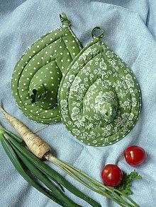 Úžitkový textil - origo chňapky 144 - 8014635_
