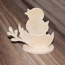 Polotovary - drevené výrezy - 8010851_