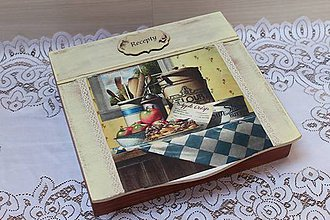 Krabičky - receptár - 8012134_