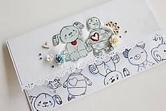 Papiernictvo - Darčeková obálka - 8013581_