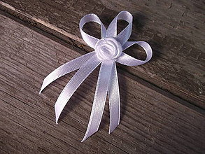 Pierka - Biele svadobné pierká - 8012403_