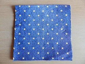 Papier - hviezdičky - 8013137_