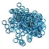 Komponenty - 5/1,2 100ks Světle modré - eloxovaný hliník - 8015925_