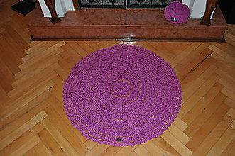 Úžitkový textil - Orgovánový koberec - 8017026_