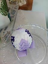 Dekorácie - Veľké fialové - 8018056_