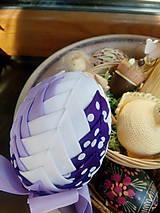 Dekorácie - Veľké fialové - 8018057_