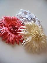 Papier - papierový kvet - 8017469_