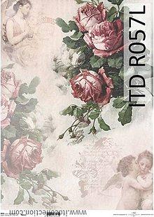 Papier - ryžový papier ITD R0057L - 8015517_
