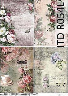 Papier - ryžový papier ITD R0054L - 8015578_