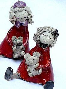 Bábiky - bábika , figúrka - 8016424_