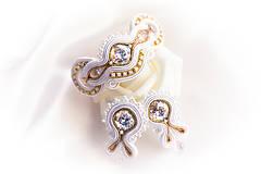 Sady šperkov - Svadobné snenie - set - 8015787_
