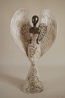 Socha - Anjel Ochranca XII - 8019437_