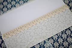 Papiernictvo - Scrapbook obálka na peniaze - 8022262_