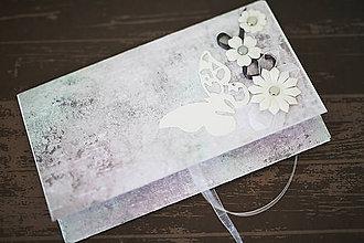 Papiernictvo - Obálka na peniaze - svadba - 8022311_