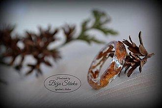 Prstene - Prsteň Tuja (2158 A) - 8021584_