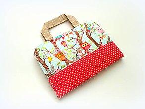 Detské tašky - Pastelkovník \
